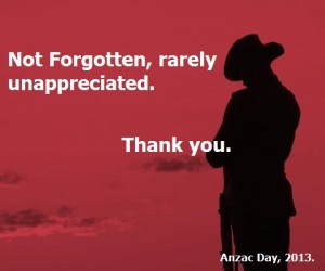 Legacy Anzac Day