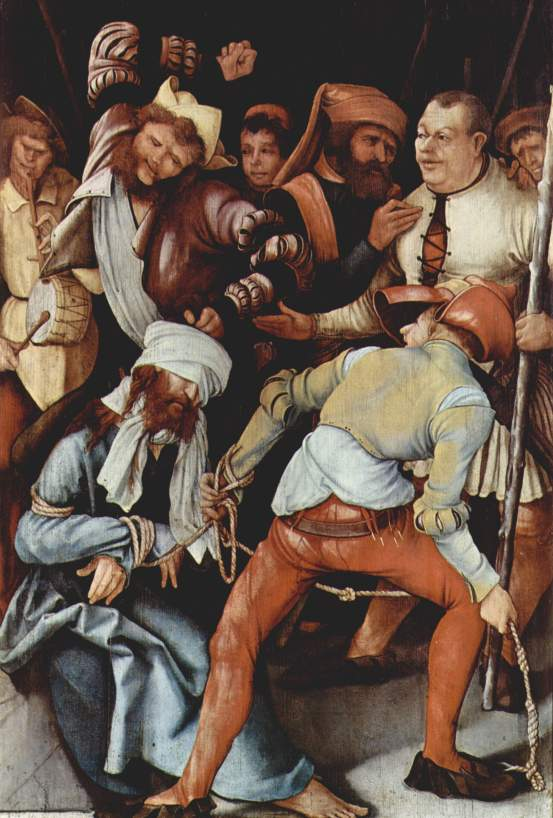 the-mocking-of-christ-1503_Rejection of grace