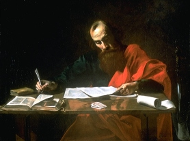 PaulofTarsus writing