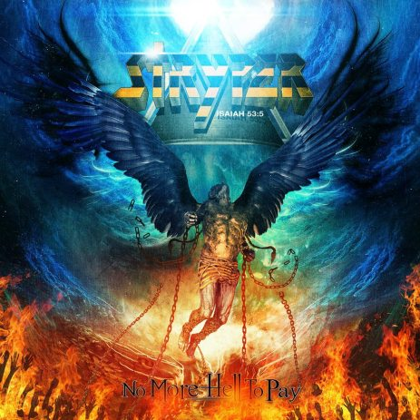 No more hell to pay Stryper cover