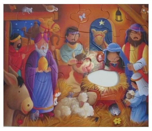 Advent_JigsawPuzzleexample2012