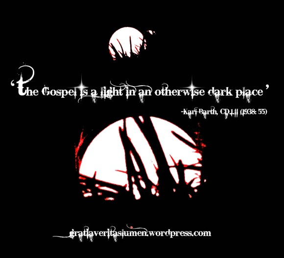 Gospel is a light_Barth_RL2013