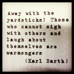 Karl Barth_Laughter
