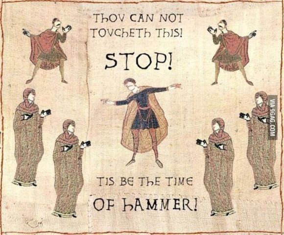 Mock Medieval Humour