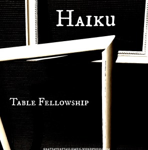 Haiku Table Fellowship
