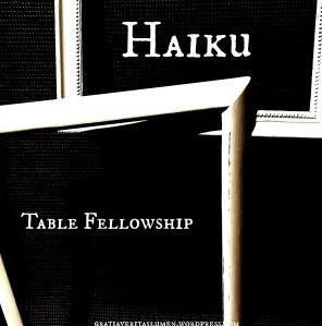 Haiku Table Fellowship