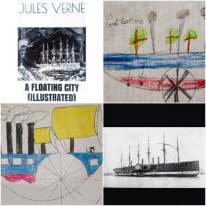 Lesson collage_Industrial Revolution_Maritime travel and technology