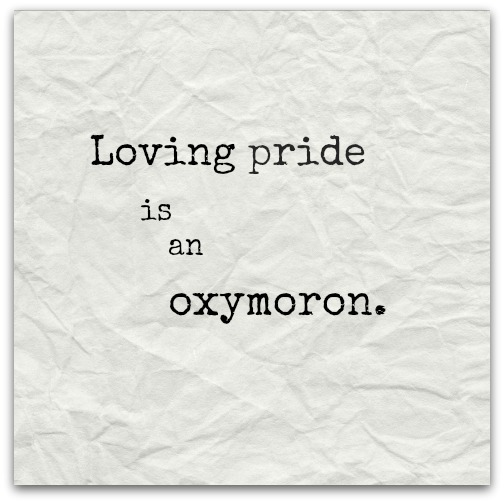 Loving pride