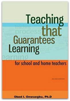 Teaching that Guarentees Learning