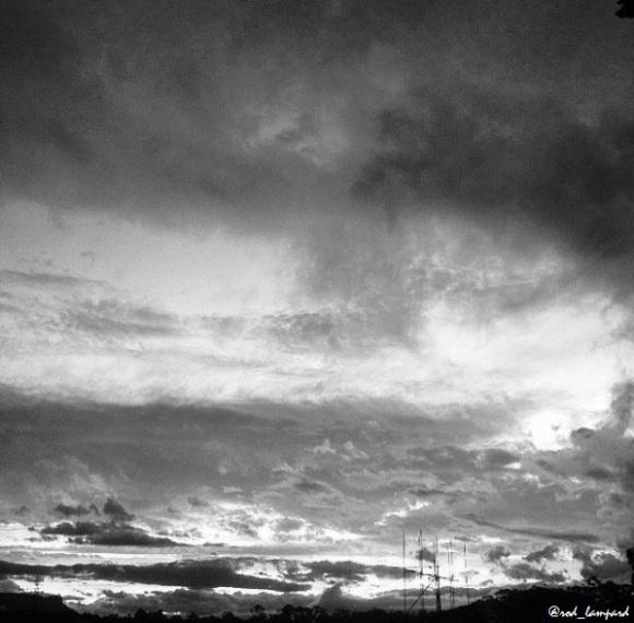 october-sunset